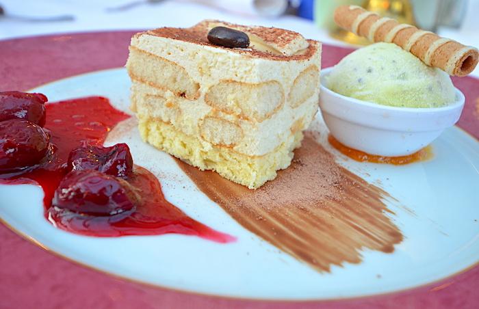 Dessert Dreigangmenü Glocknerhof