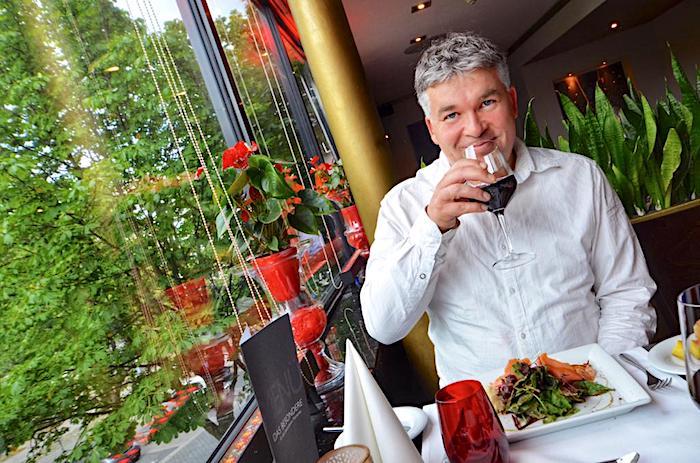 Dinner im GOP in Essen