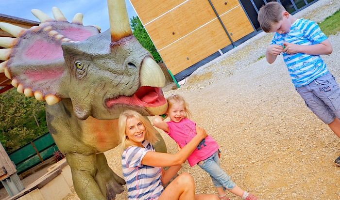 Dinosaurier Museum in Bayern