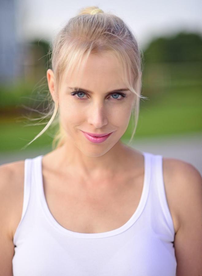 Elischeba Wilde - Portrait - sportlich