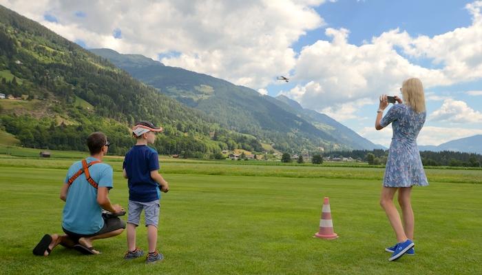 Flugkurs Kinder Modellflug Österreich