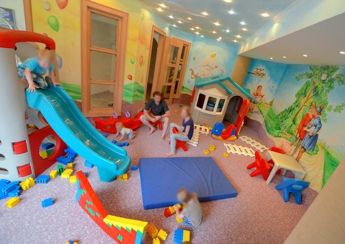 Glocknerhof Spielzimmer Indoor