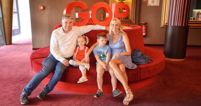 GOP Variete als Familie Erfahrungen