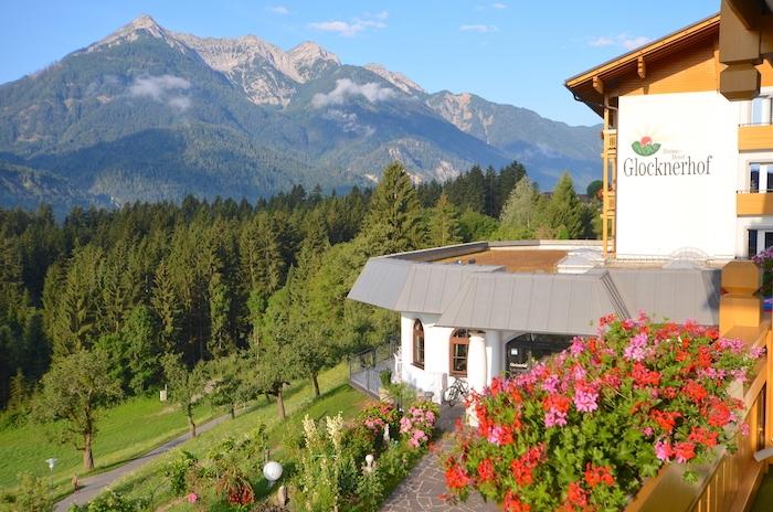 Hotel in den Bergen