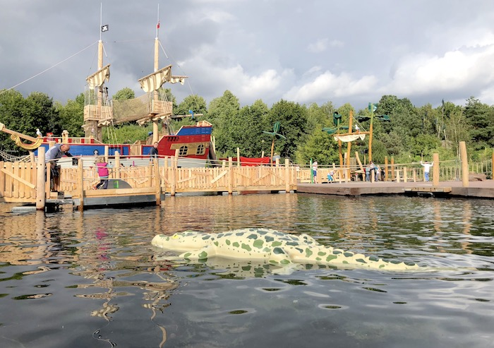 Piratenschiff Nürnberg