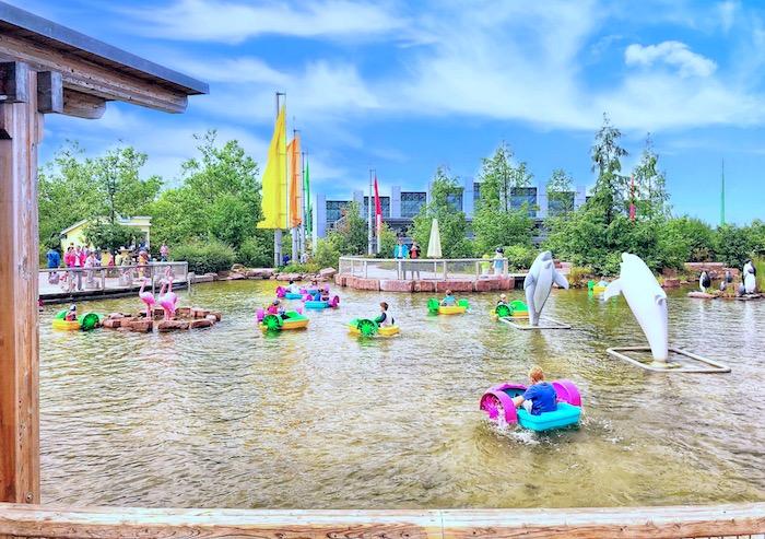 Playmobil Funpark mit Kids