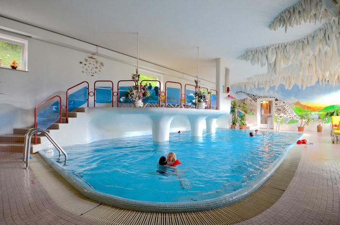Pool vom Glocknerhof