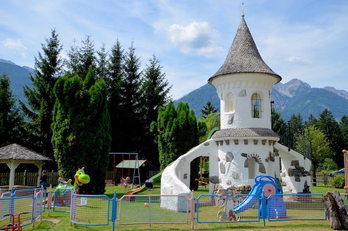 Spielplatz Glocknerhof Kärnten