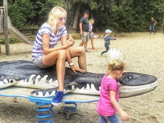 Tipp für den Dinospielplatz