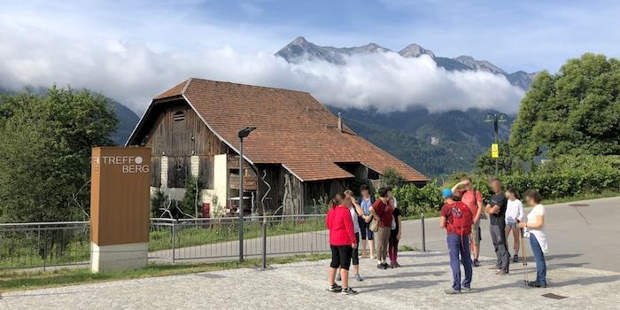 Treffpunkt Berg Familienwanderung Kärnten