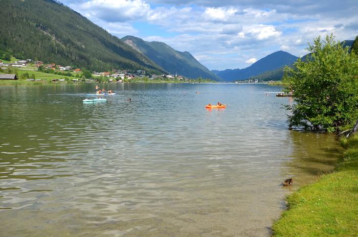 Weißensee Kärnten