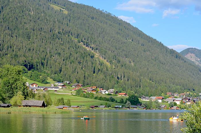 Weißensee Tipps Österreich