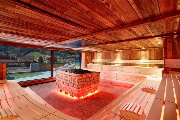 Sky Event Sauna