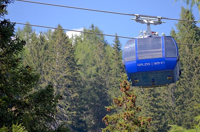 Galzig Bergbahn