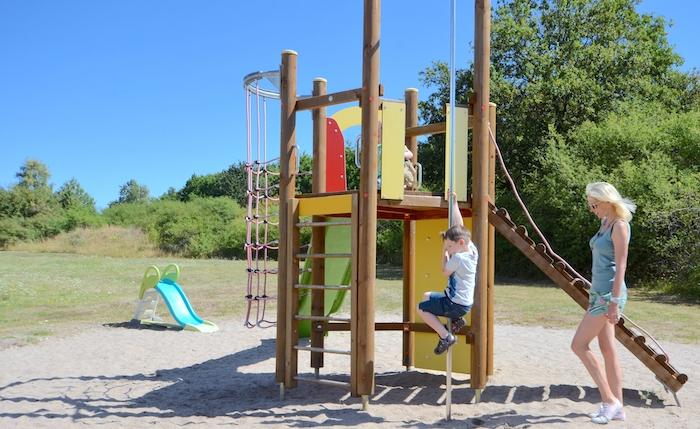 Spielplatz Seehotel Bostalsee