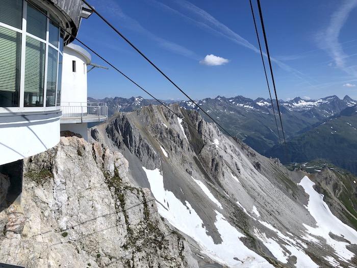 Valluga Bergbahnen