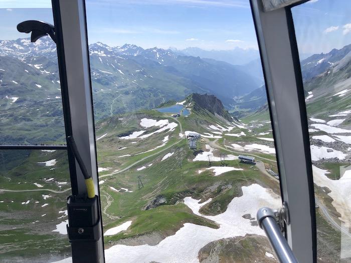 Blick nach Vorarlberg