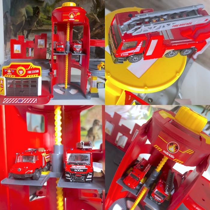 Erfahrungen mit Feuerwehrstation - Märklin my World