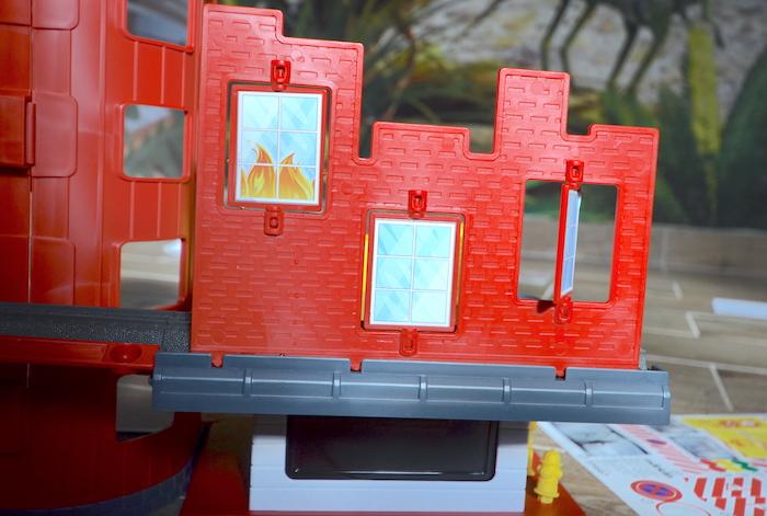 Fenster Feuerwehrstation - Märklin my World