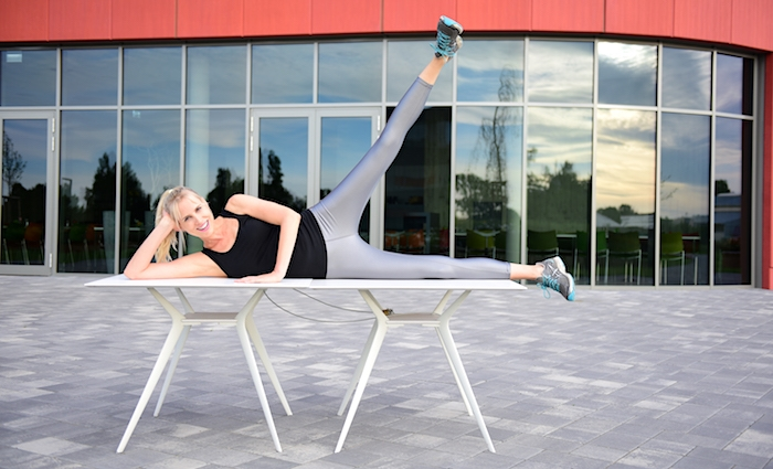 Fitness Model Pilates - Elischeba Wilde