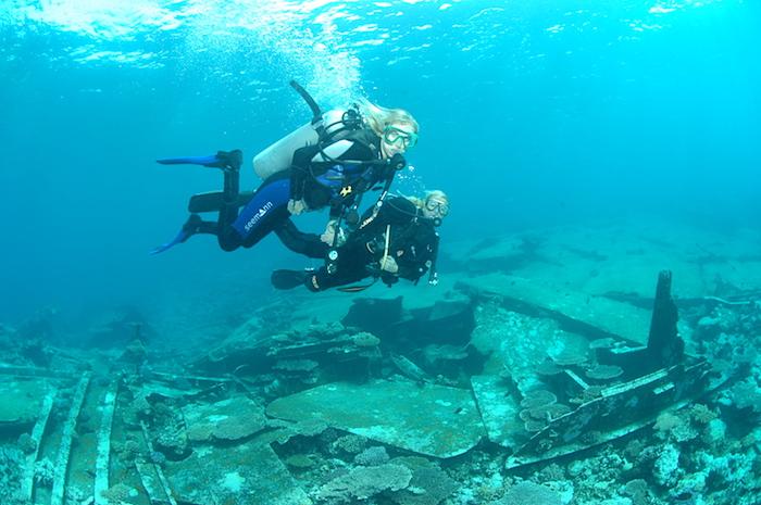Schnuppertauchen im Roten Meer