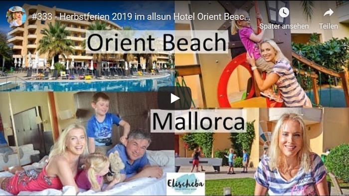 ElischebaTV_333 Herbstferien im allsun Hotel Orient Beach in Sa Coma auf Mallorca
