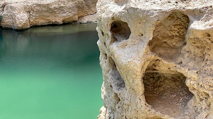Erfahrungen im Wadi Shab