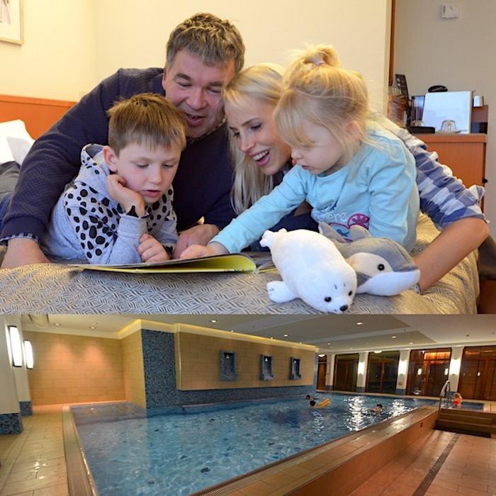 Hotel mit Schwimmbad in Wilhelmshaven