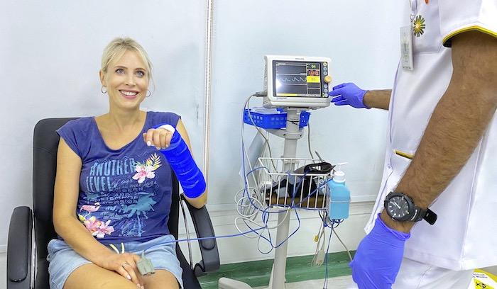 Krankenhaus im Oman - Erfahrungen