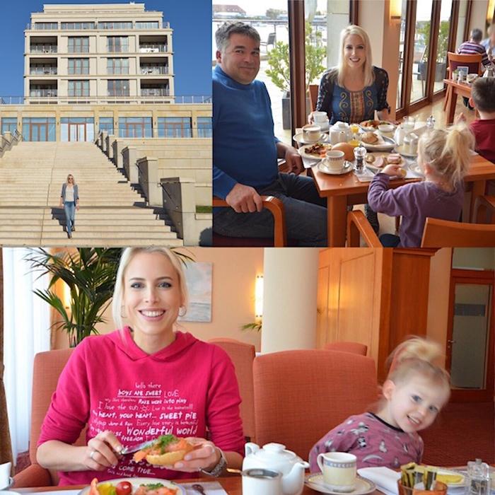 Übernachtung im ATLANTIC Hotel mit Kids
