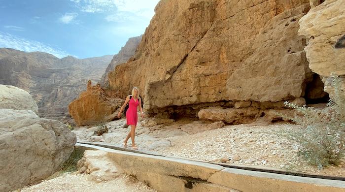 welche Schuhe sind besser im Wadi Shab