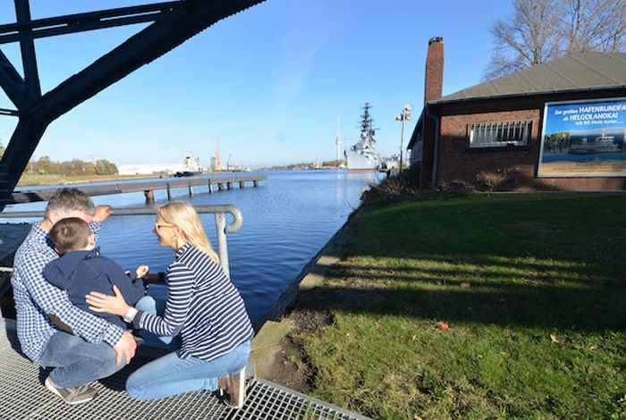 Wilhelmshaven mit Kindern