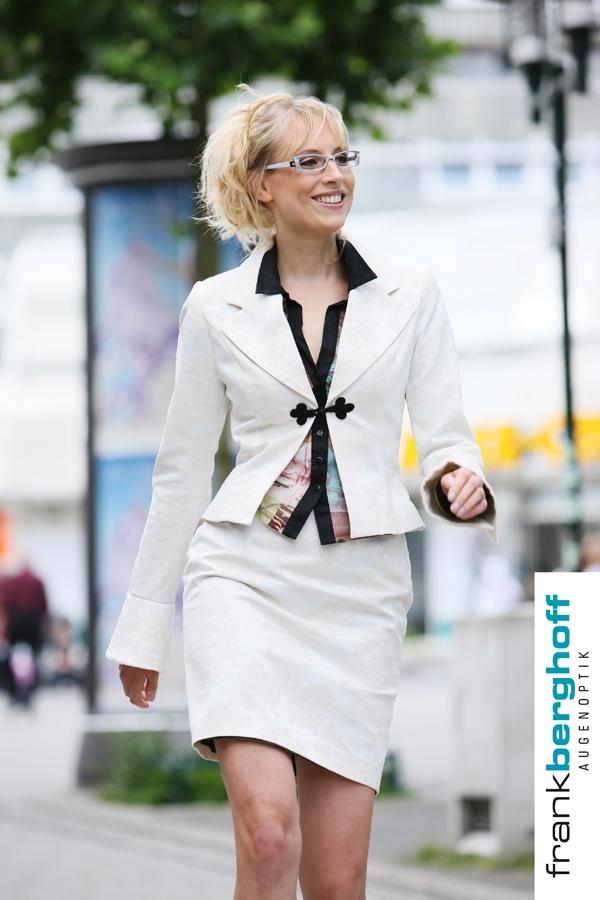 Elischeba Wilde - Brillenmodel für Frank Berghoff Augenoptik