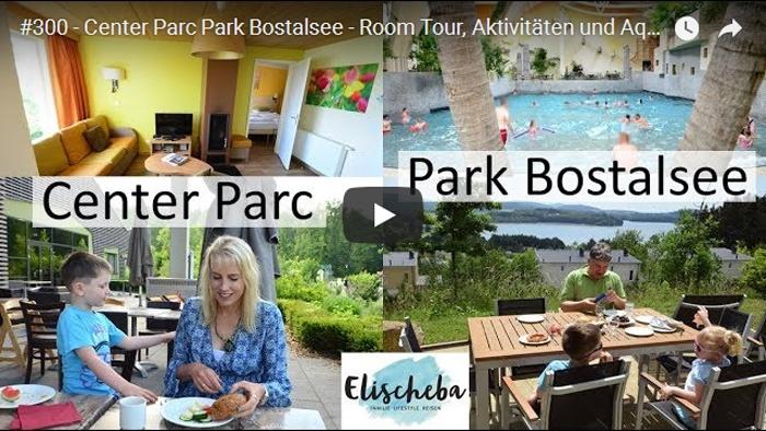 ElischebaTV_300 Center Parc Park Bostalsee im Saarland