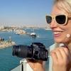 Elischeba auf AIDAprima durch den Suezkanal