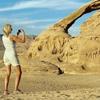 Elischeba im Wadi Rum in Jordanien