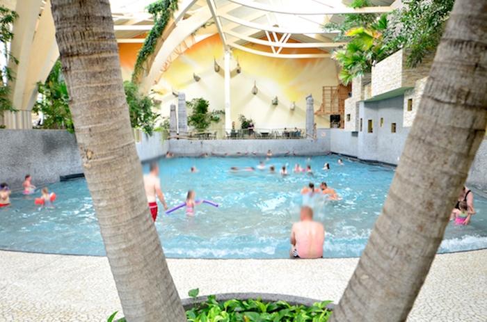 Aqua Mundo im Center Parc Park Bostalsee