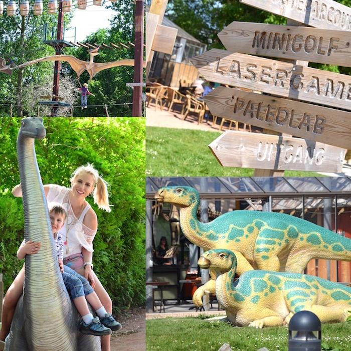 Dinosaurierpark in Zwolle