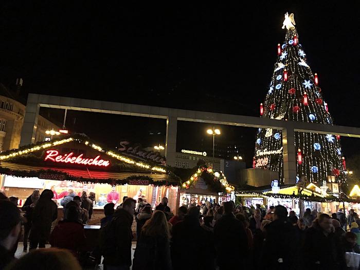 Dortmunder Weihnachtsmarkt 2019