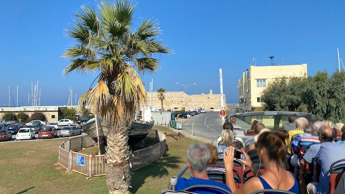 Hop-on Hop-off Tour in Heraklion