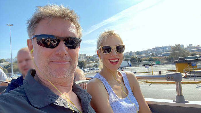 Hop-on Hop-off Tour auf Kreta