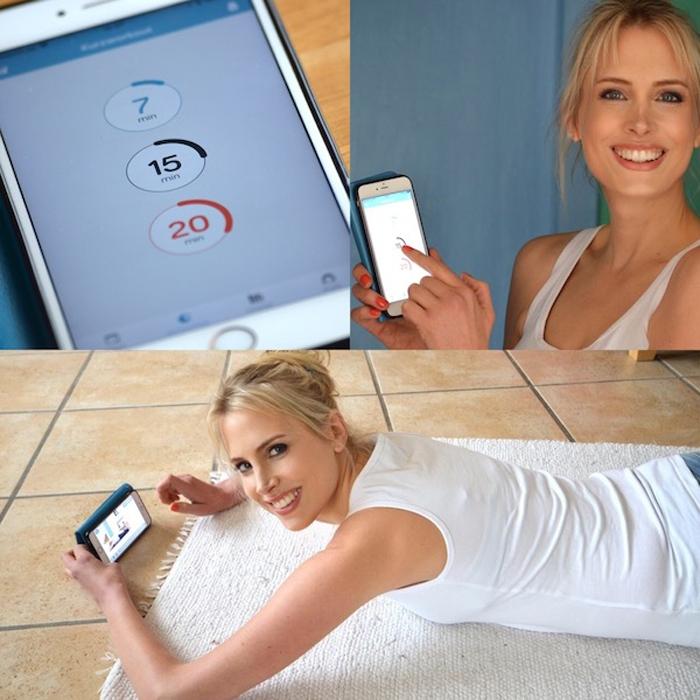 Erfahrungen mit Mommymove – die sportliche App für Mamis
