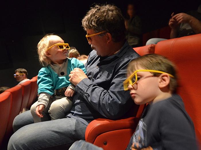 3D Filme in Oberhausen