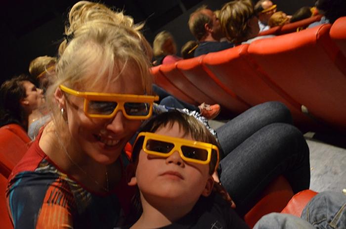 4D Kino im Ruhrgebiet