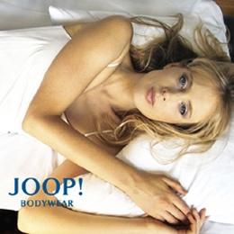 Elischeba Wilde - Fotoshooting für JOOP Bodywear