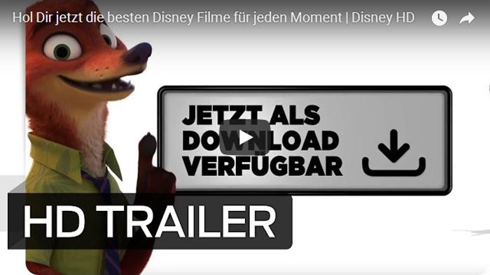 Disney Filme für jeden Moment