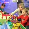 Elischeba mit Kids im Legoland Oberhausen