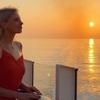 Elischeba Wilde - Sonnenuntergang auf AIDAprima