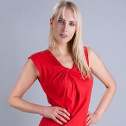 Elischeba Wilde - Kampagne für FAIRTRAGEN