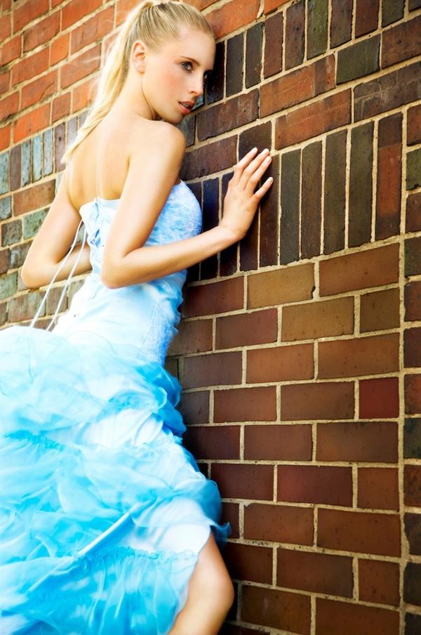 Blue Girl Elischeba
